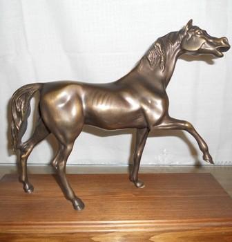caballo al paso