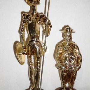 Quijote y Sancho